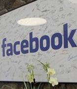 蓝白两色是Facebook的视觉标志 但现在它要被改变了