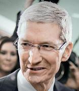 库克:苹果在华生产并非因成本低 而是中国水平高