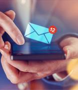 电子邮件营销报告:2017年电子邮件的数量增长了18%