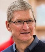 库克携8000苹果员工参加同性恋游行