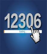 12306官网首页可查余票 每半小时更新一次