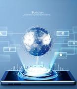 2020年区块链技术采用排名前5的国家