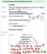 Gmail用户发现其Zoom邀请邮件被加上了Google Meet推广链接