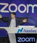 Zoom市值超越埃克森美孚 袁征身价三个月翻番