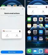 谷歌 Gmail、QQ 邮箱现已支持苹果 iOS 14 小组件功能