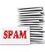 报告:过去六个月内,美、俄占全球垃圾邮件总量一半以上