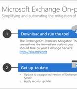 一键修复:微软发布Exchange邮件服务器零日漏洞本地缓解工具
