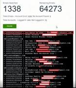 黑产工具可将电子邮件地址与Facebook账户批量关联