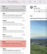 macOS Monterey推出新框架 将支持新的邮件应用扩展