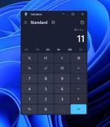 微软 Win11 界面 UI 设计首批覆盖截图工具、计算器和邮件等 App